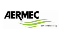 installation climatisation Lyon, Aermec, climatiseur réversible, inverter, pompe à chaleur, climatisation bureau, magasin, entreprise